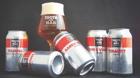 Tooth And Nail Brewing Company