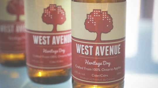 West Avenue Cider Company