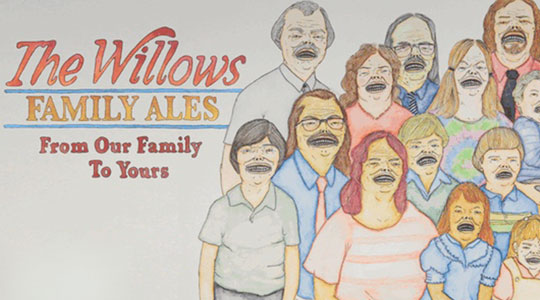 The Willows Family Ales