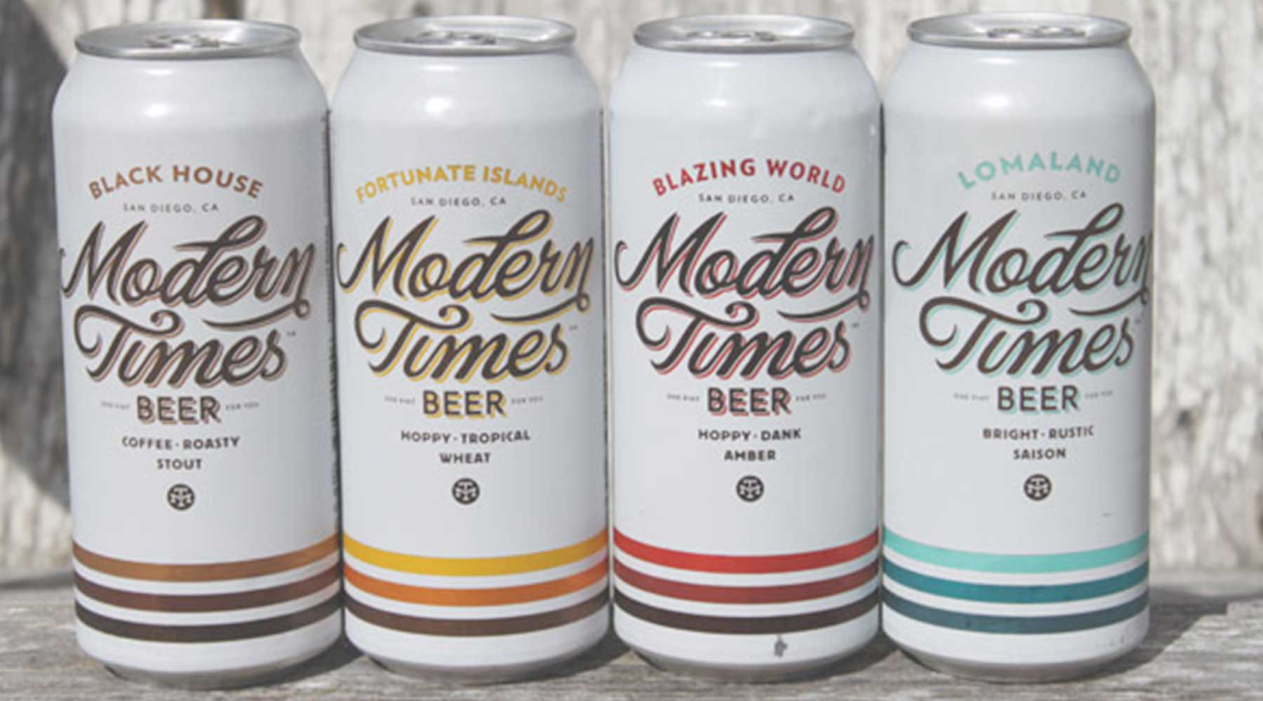 Modern Times Beer | Just Wine