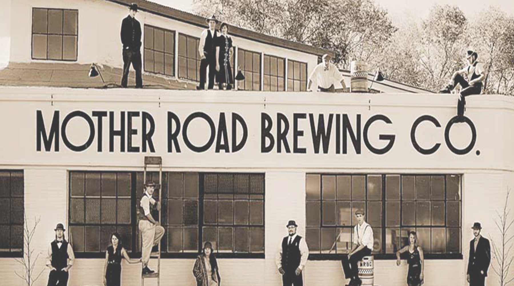 Mother Road Brewing Company | Just Wine
