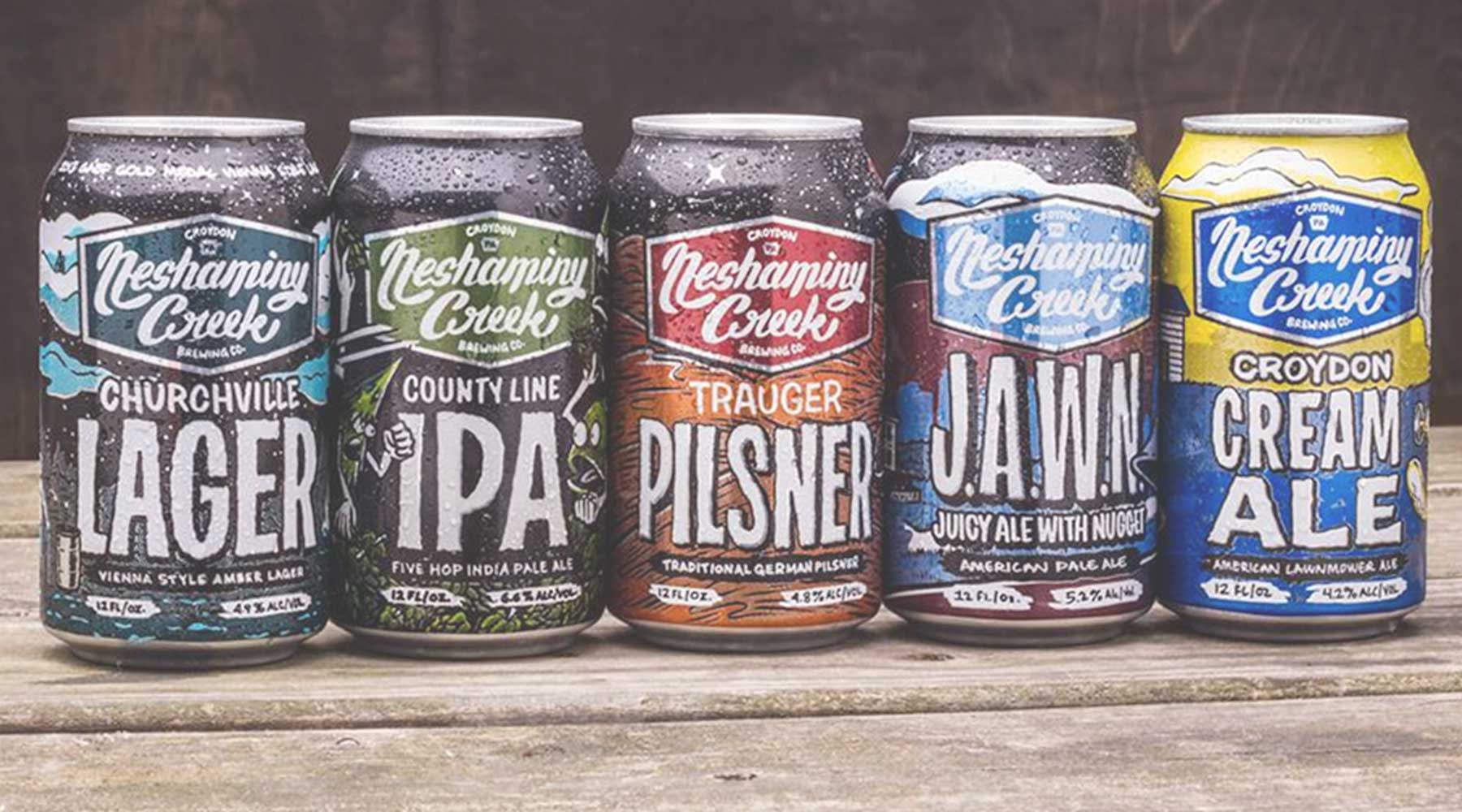 Neshaminy Creek Brewing Company | Just Wine