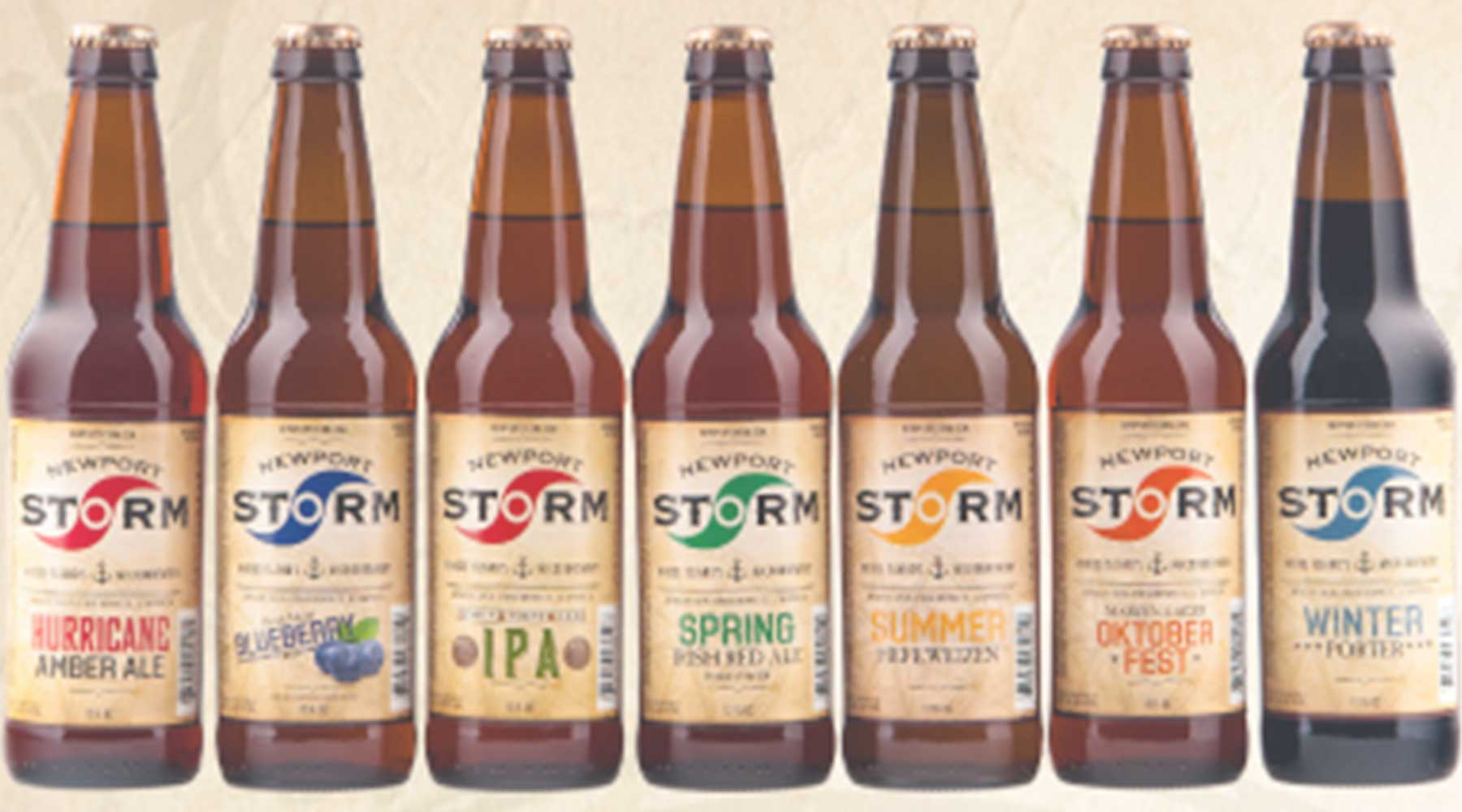 Newport Storm Brewery | Just Wine