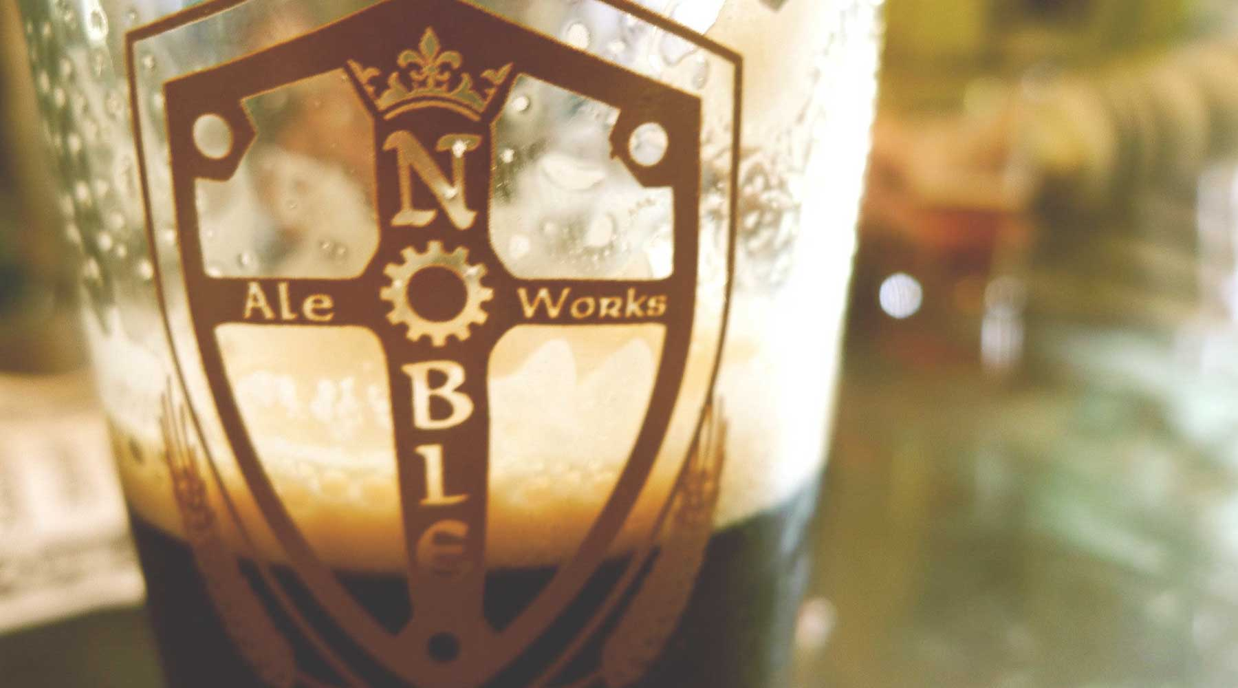 Noble Ale Works | Just Wine