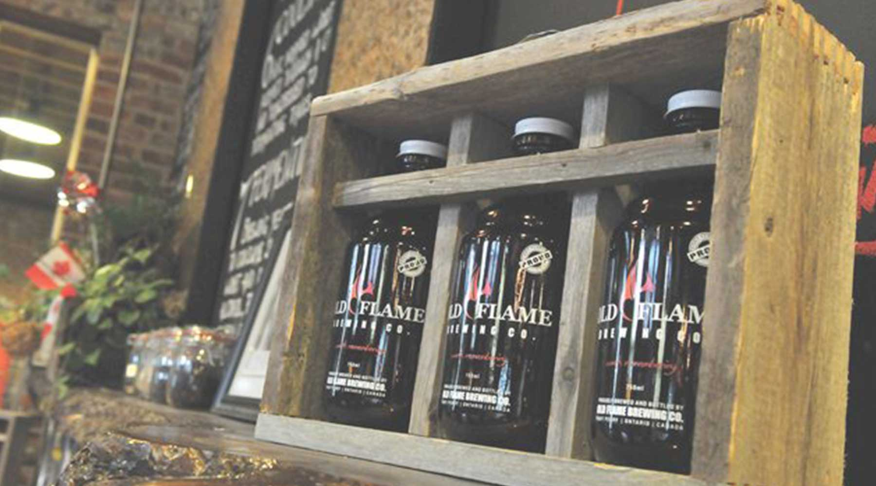 Old Flame Brewing Company | Just Wine