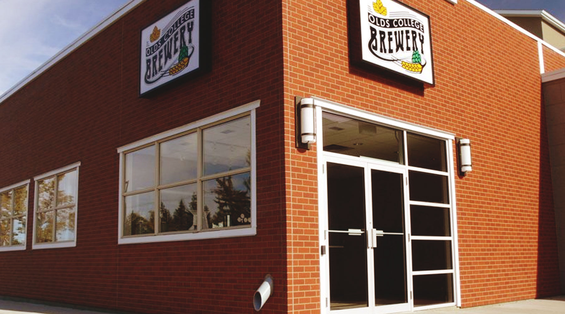 Olds College Brewery | Just Wine
