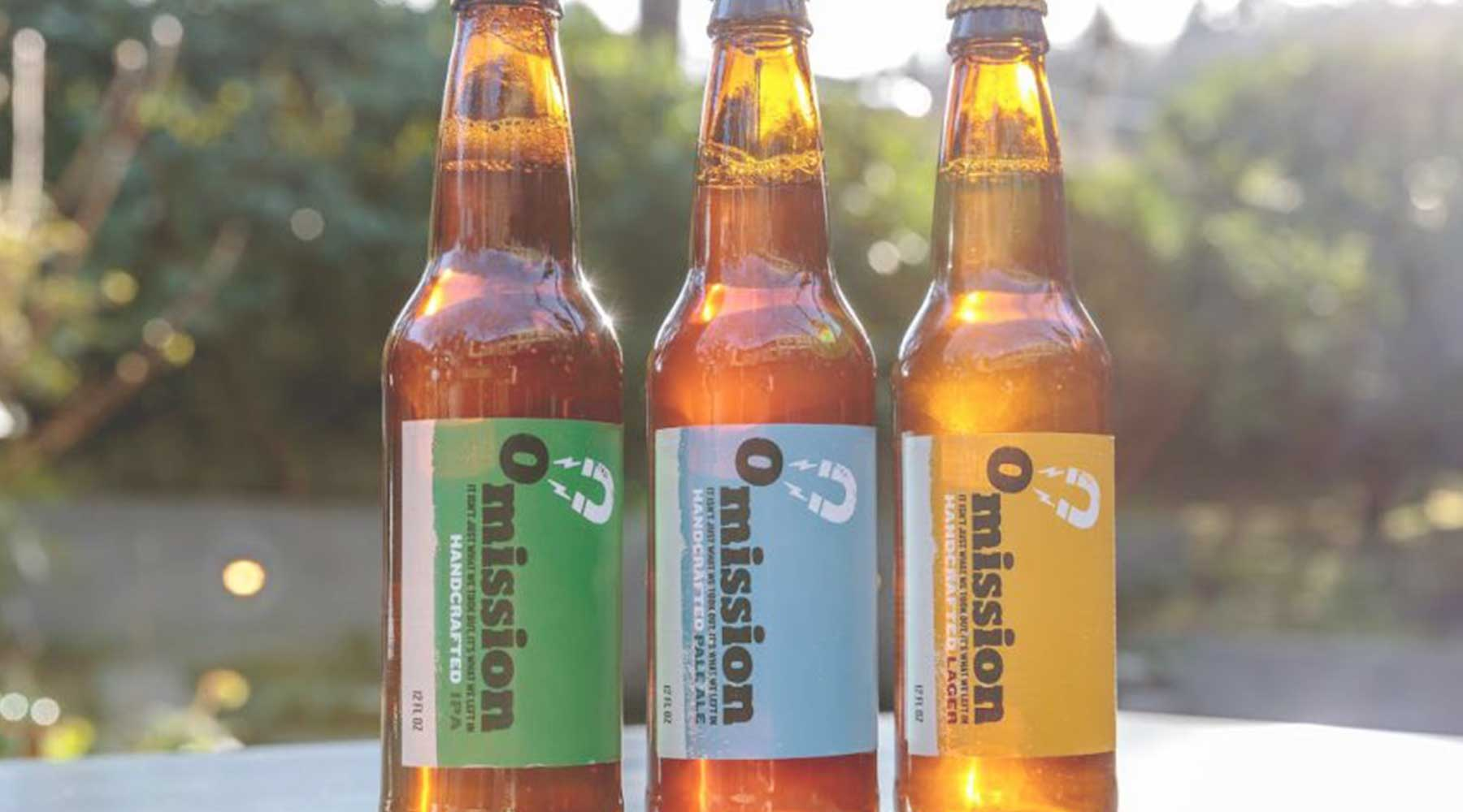 Omission Beer | Just Wine