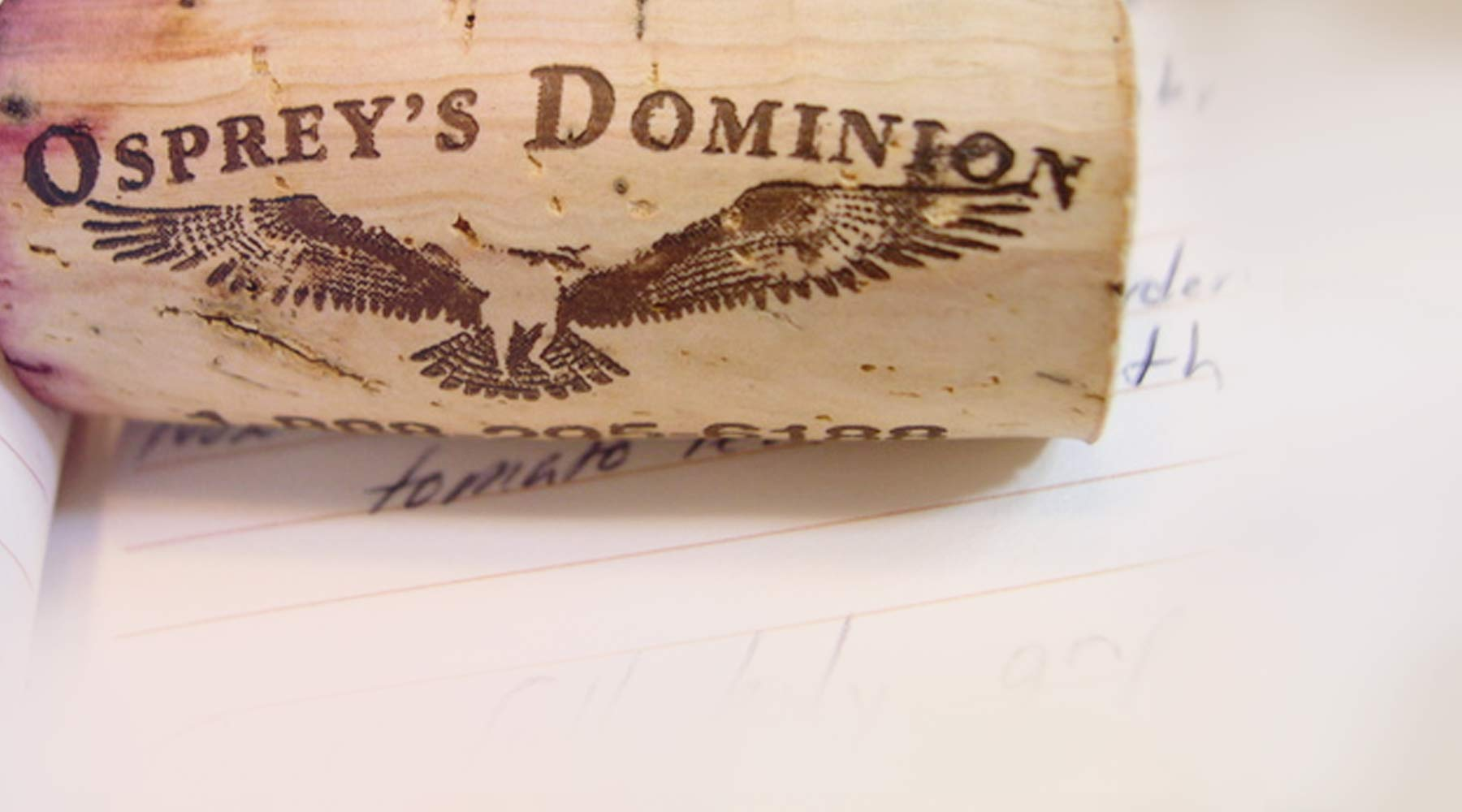 Osprey's Dominion | Just Wine