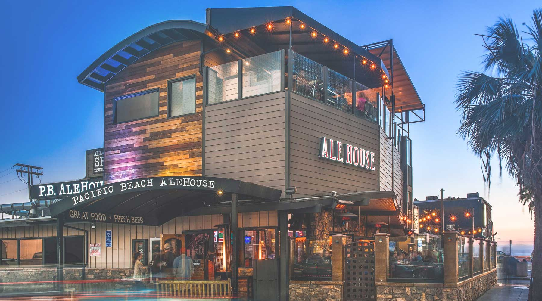 Pacific Beach Ale House | Just Wine