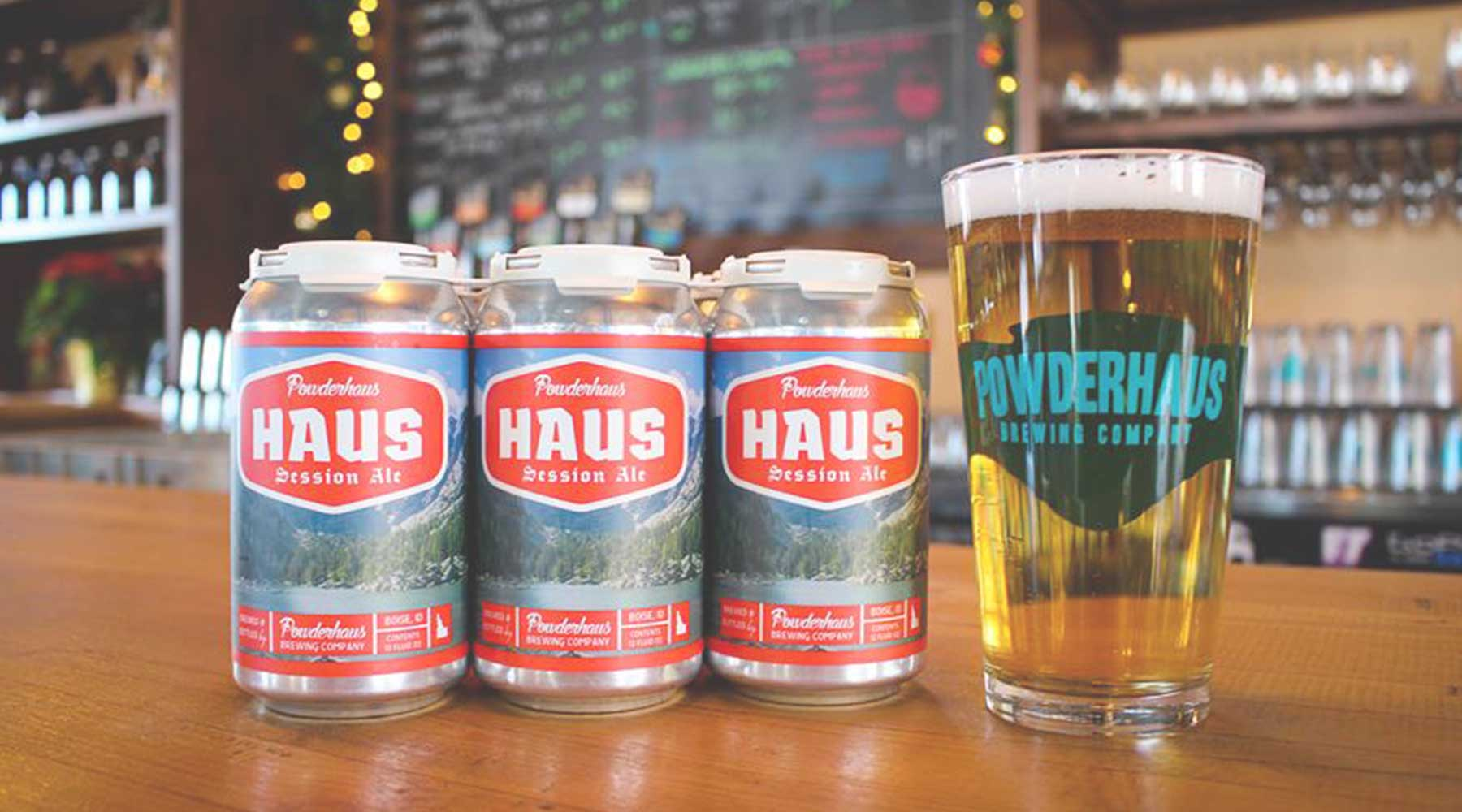 Powderhaus Brewing Company | Just Wine