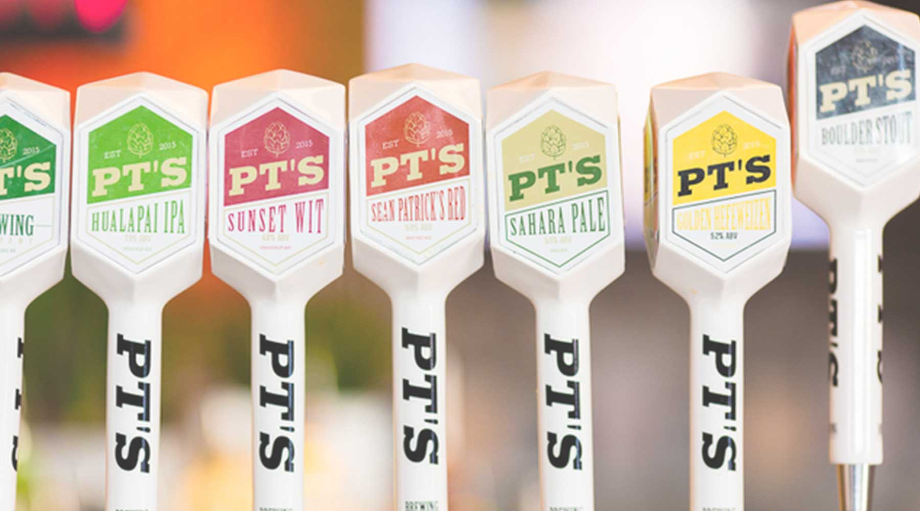 PT's Brewing Company | Just Wine