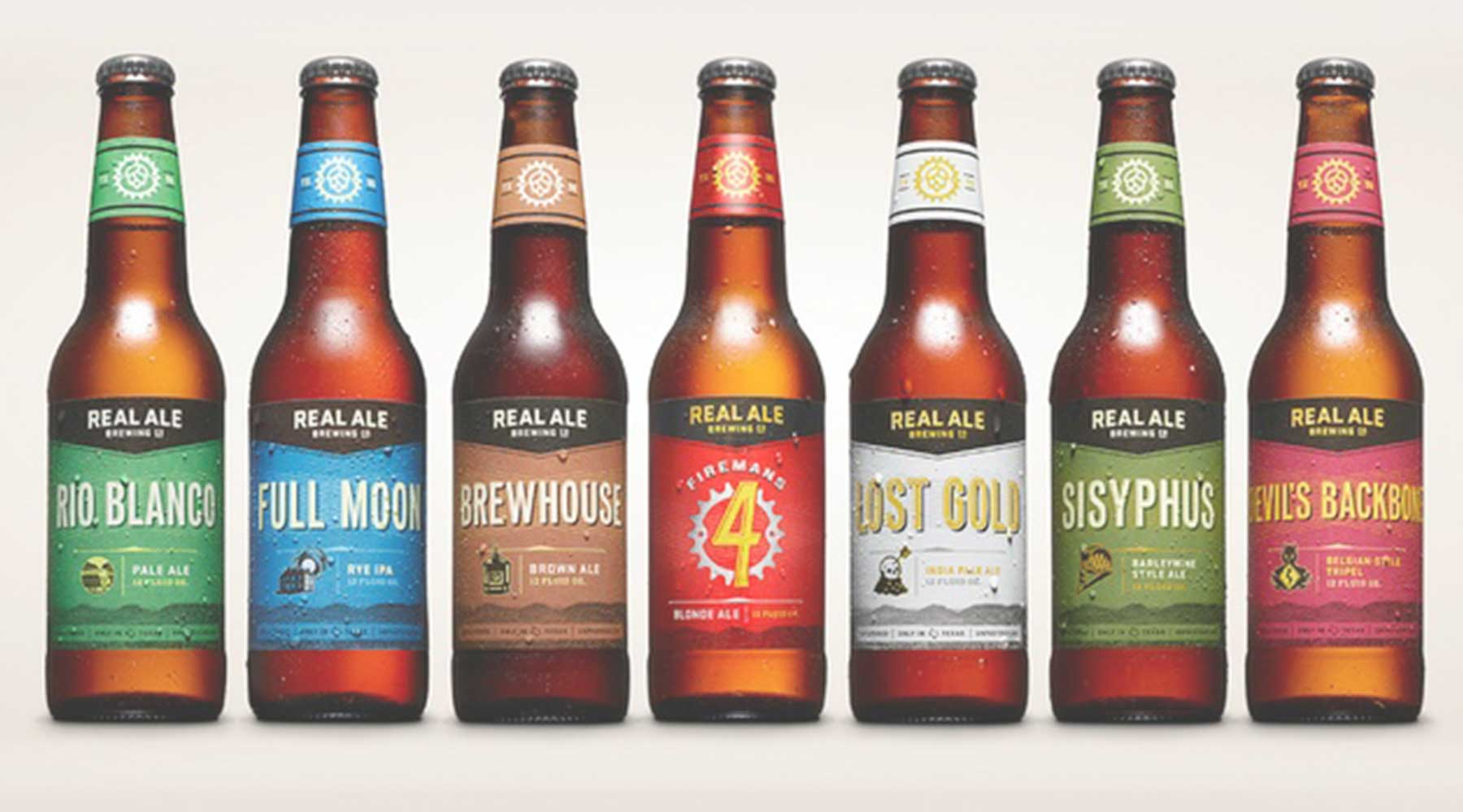 Real Ale Brewing Company | Just Wine