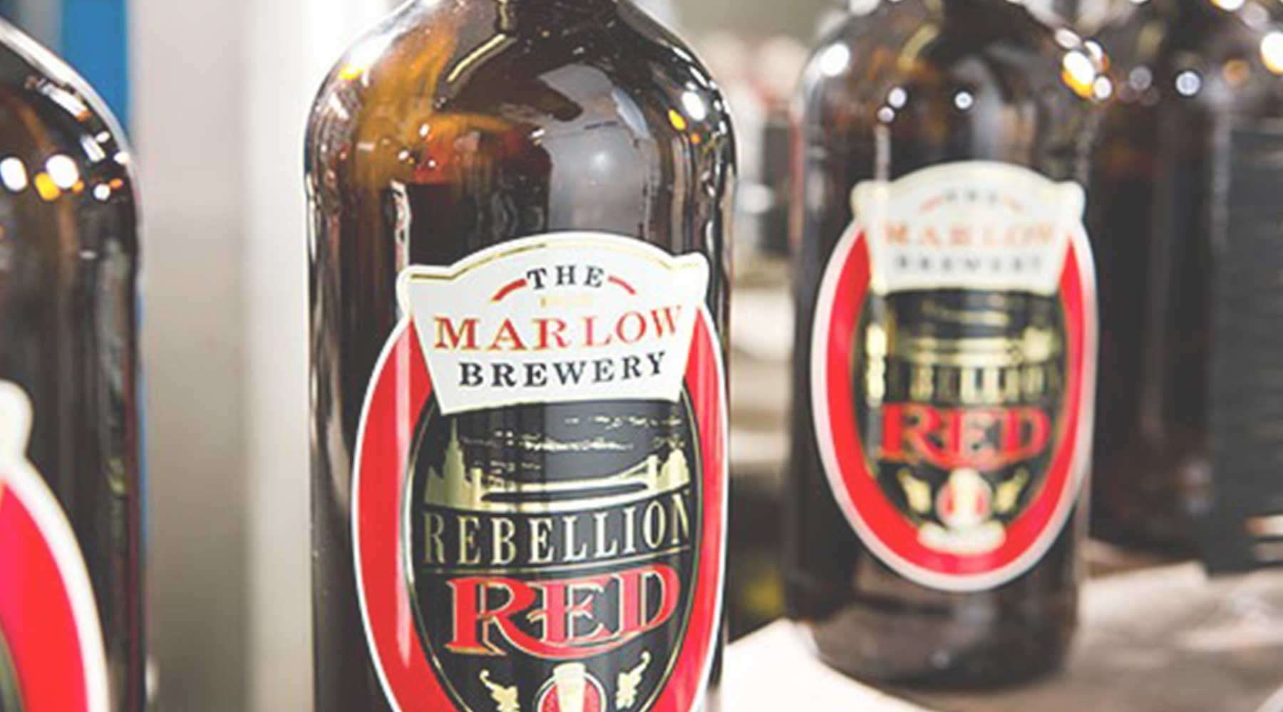 Rebellion Brewing Co.   Just Wine