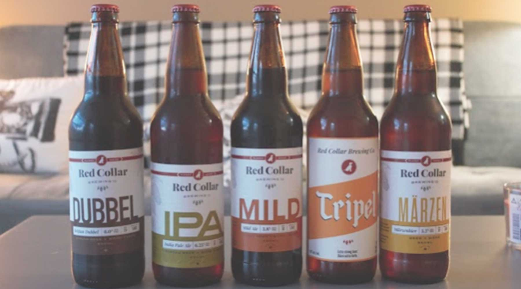 Red Collar Brewing Company | Just Wine