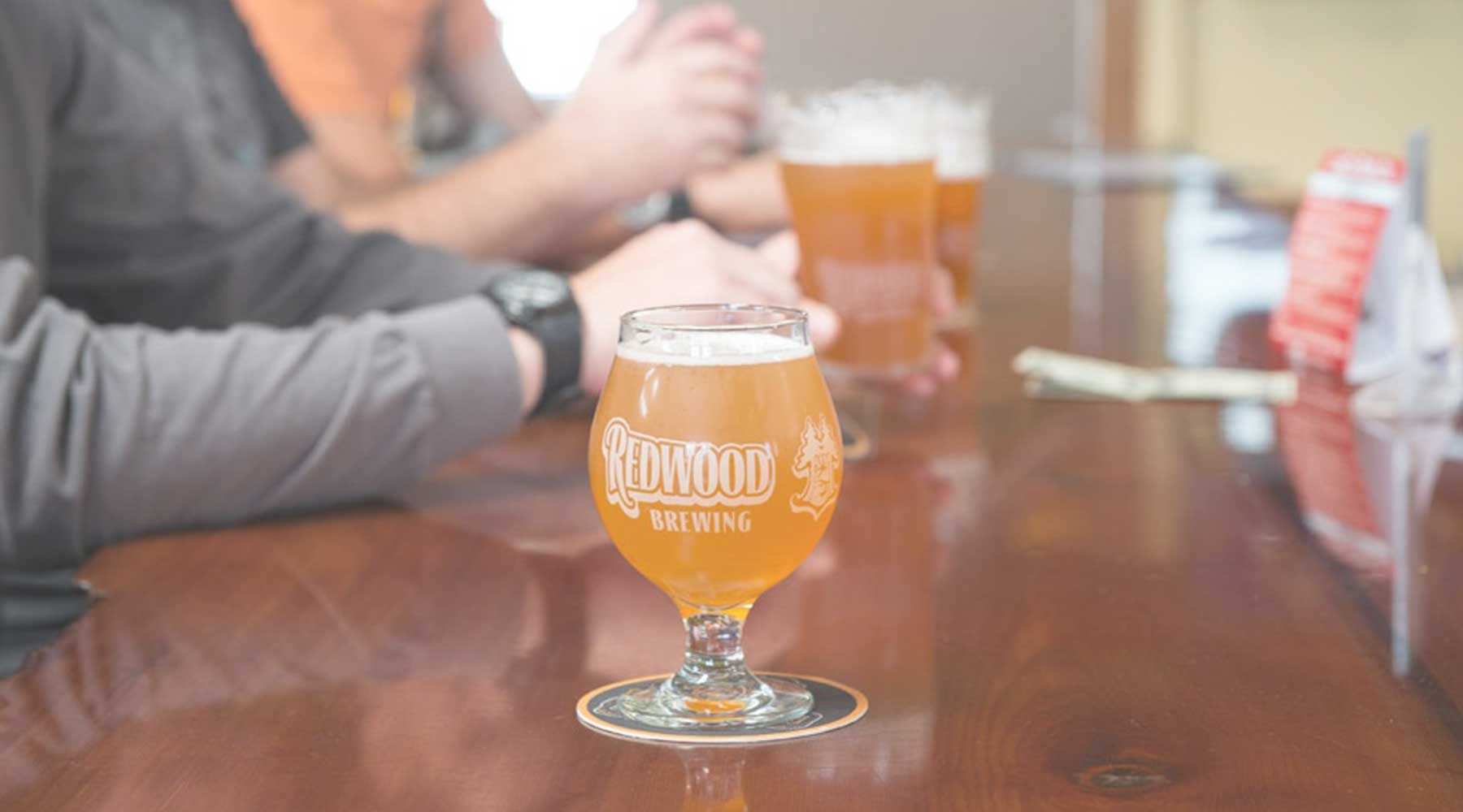 Redwood Curtain Brewing Company | Just Wine
