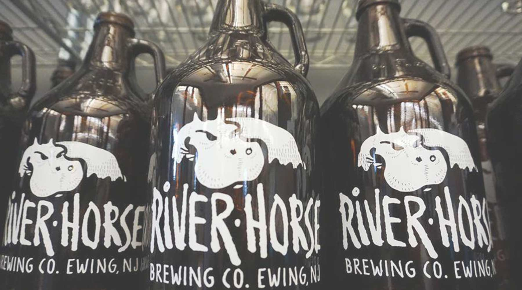 River Horse Brewing Company   Just Wine