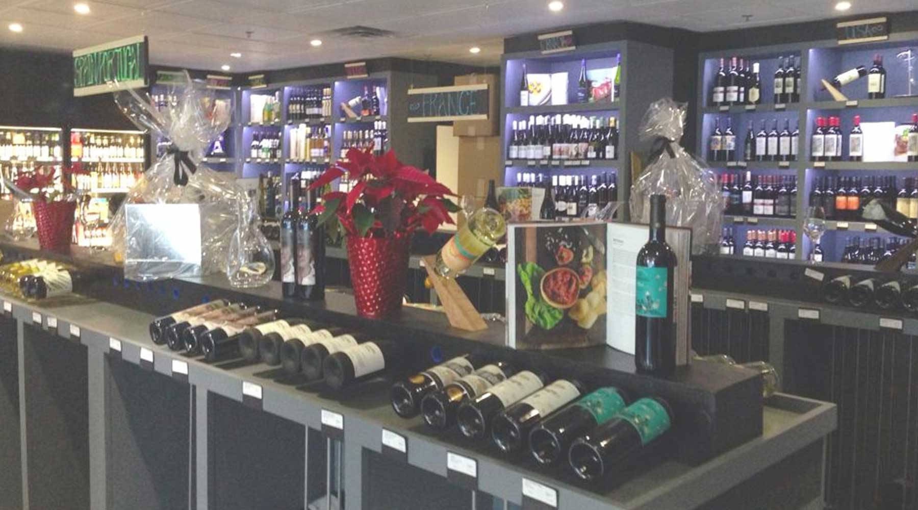 Riverfront Wine & Spirits | Just Wine