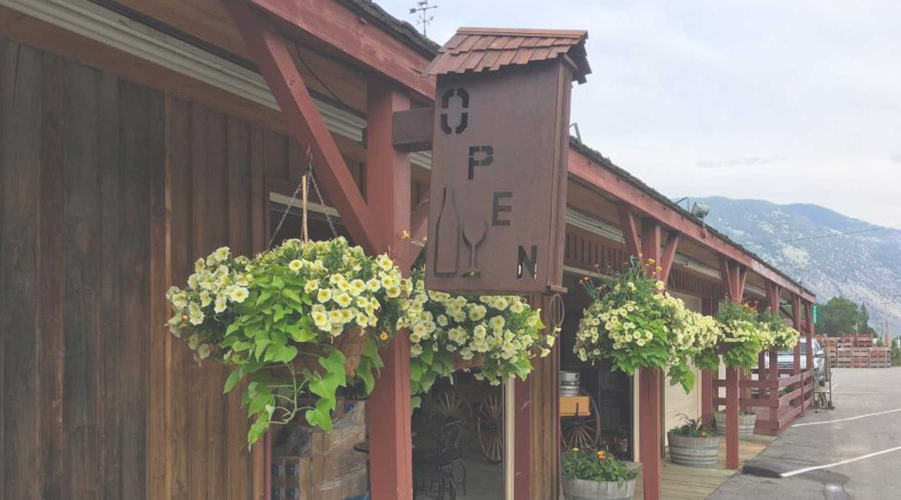 Rustic Roots Fruit Winery   Just Wine