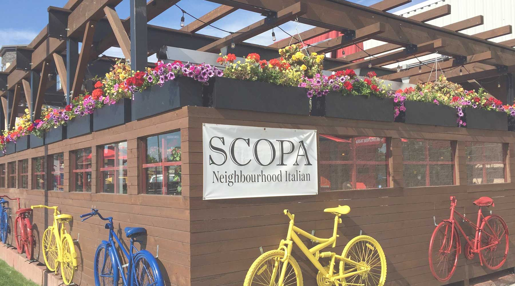 Scopa Neighborhood Italian | Just Wine