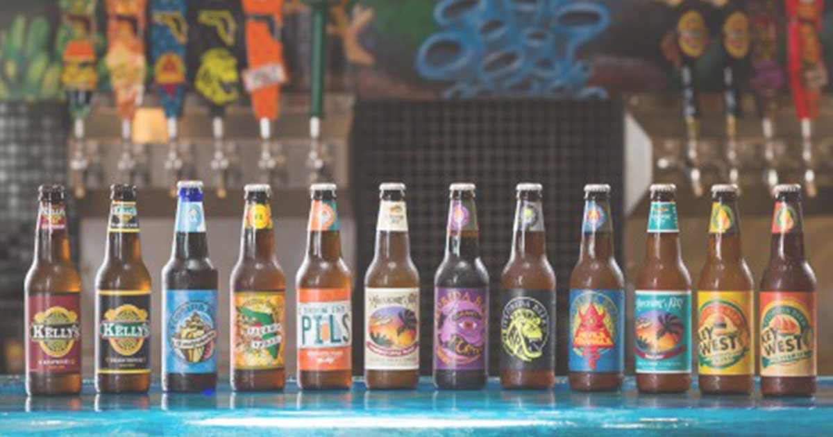 Florida beer company just beer for Craft beer key west