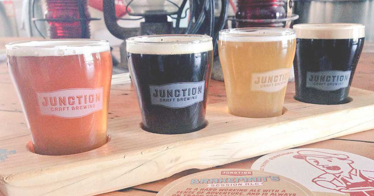 American Craft Beers In Canada