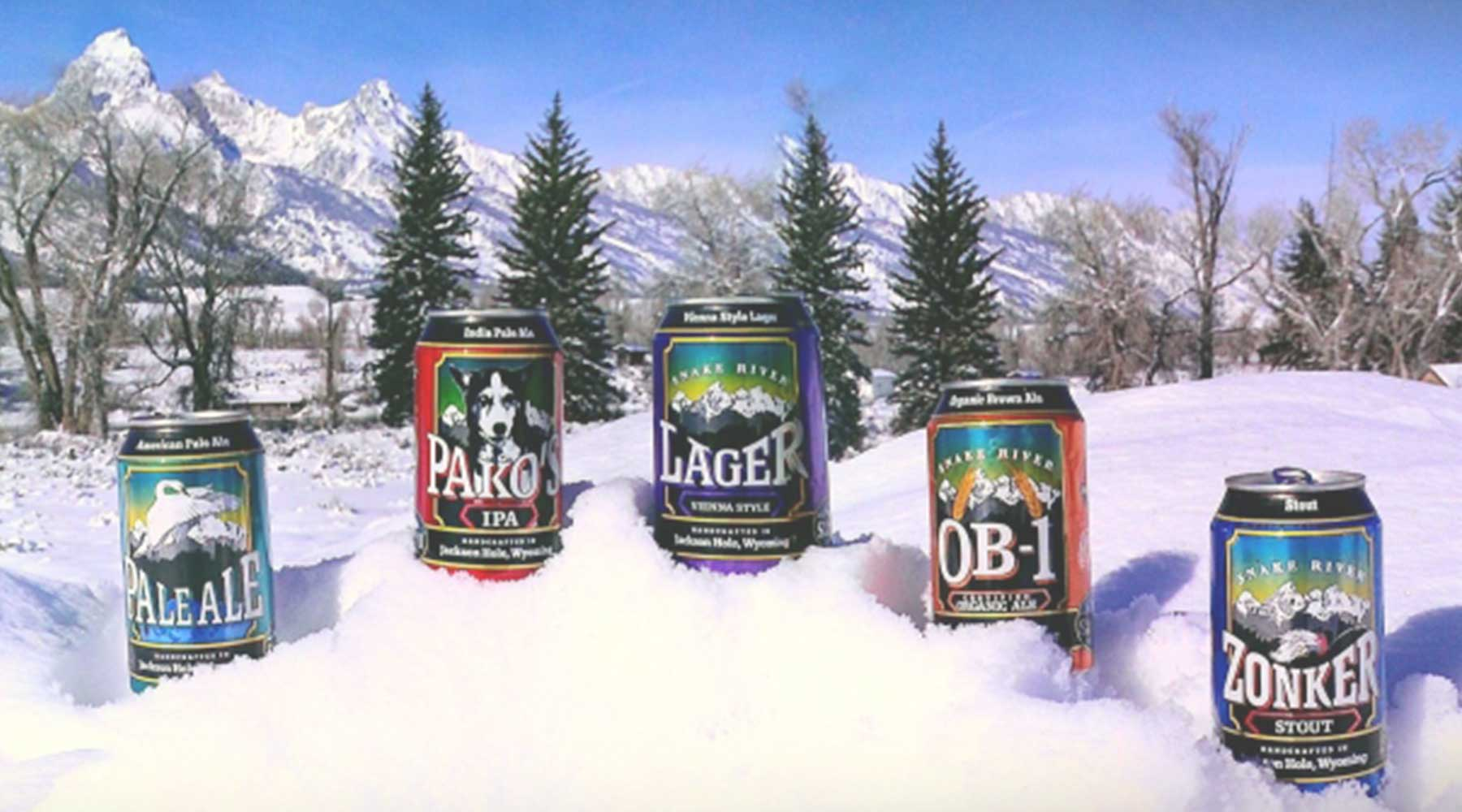 Snake River Brewing | Just Wine