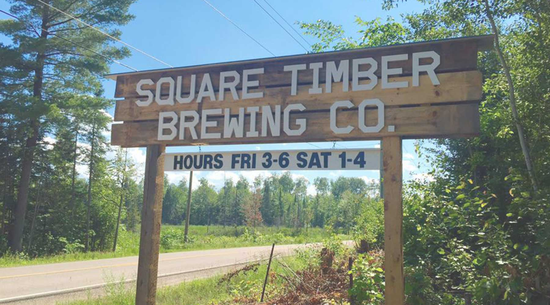 Square Timber Brewing Company | Just Wine