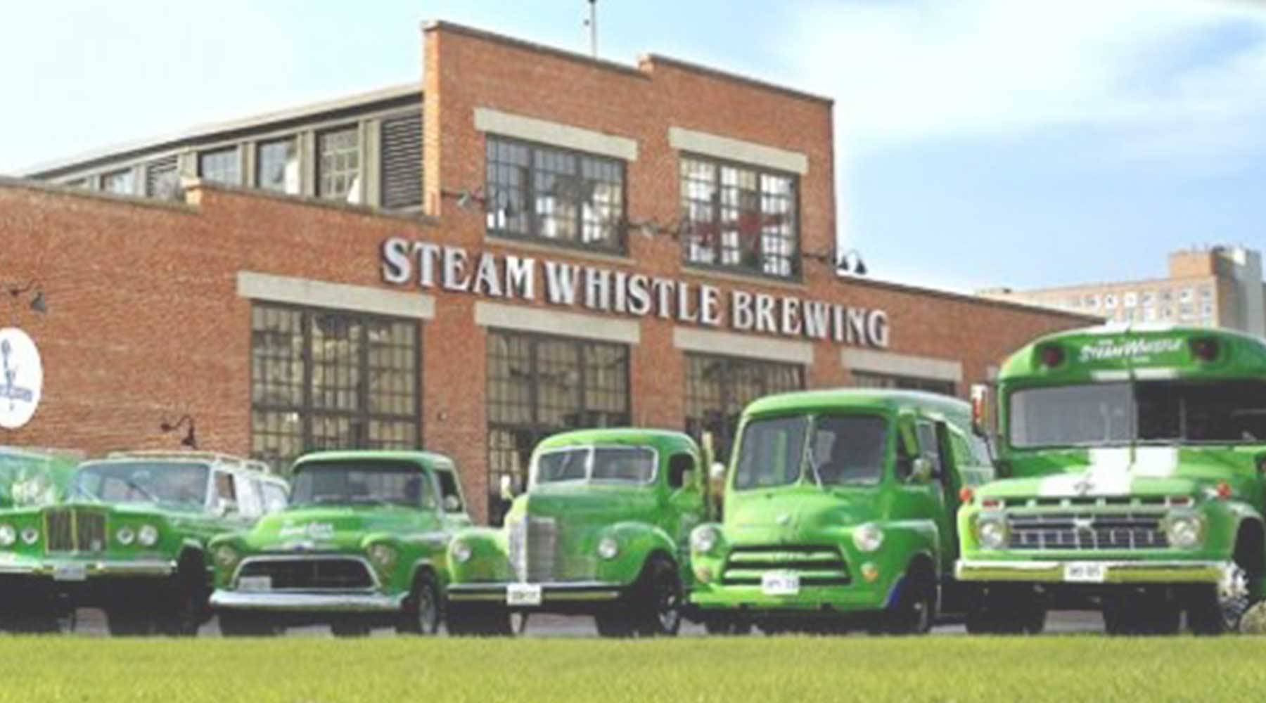 Steam Whistle Brewery | Just Wine