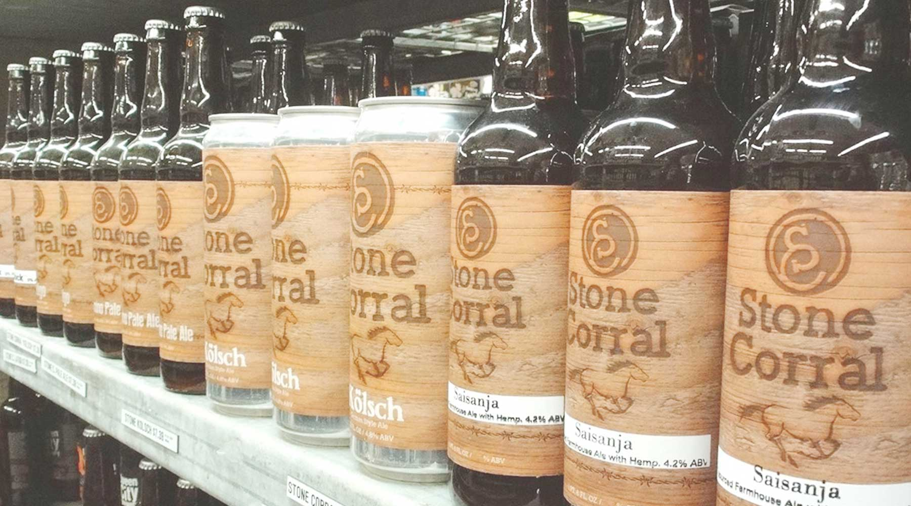 Stone Corral Brewery | Just Wine