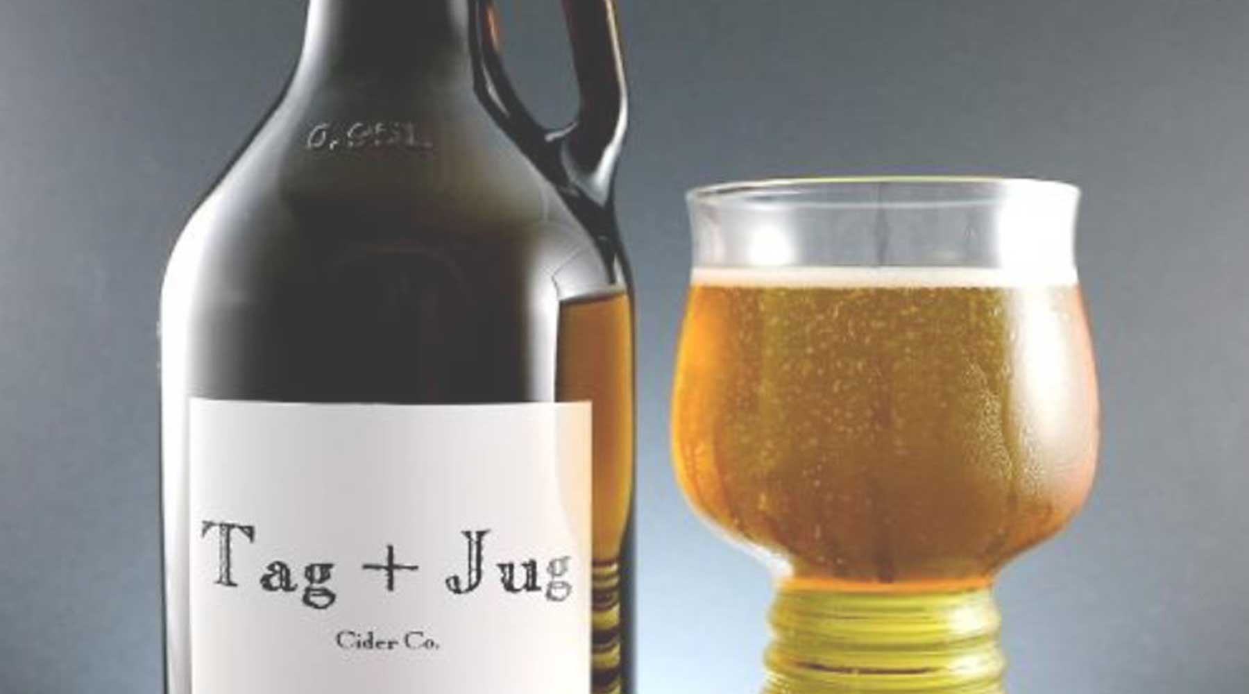Tag + Jug Cider Company | Just Wine