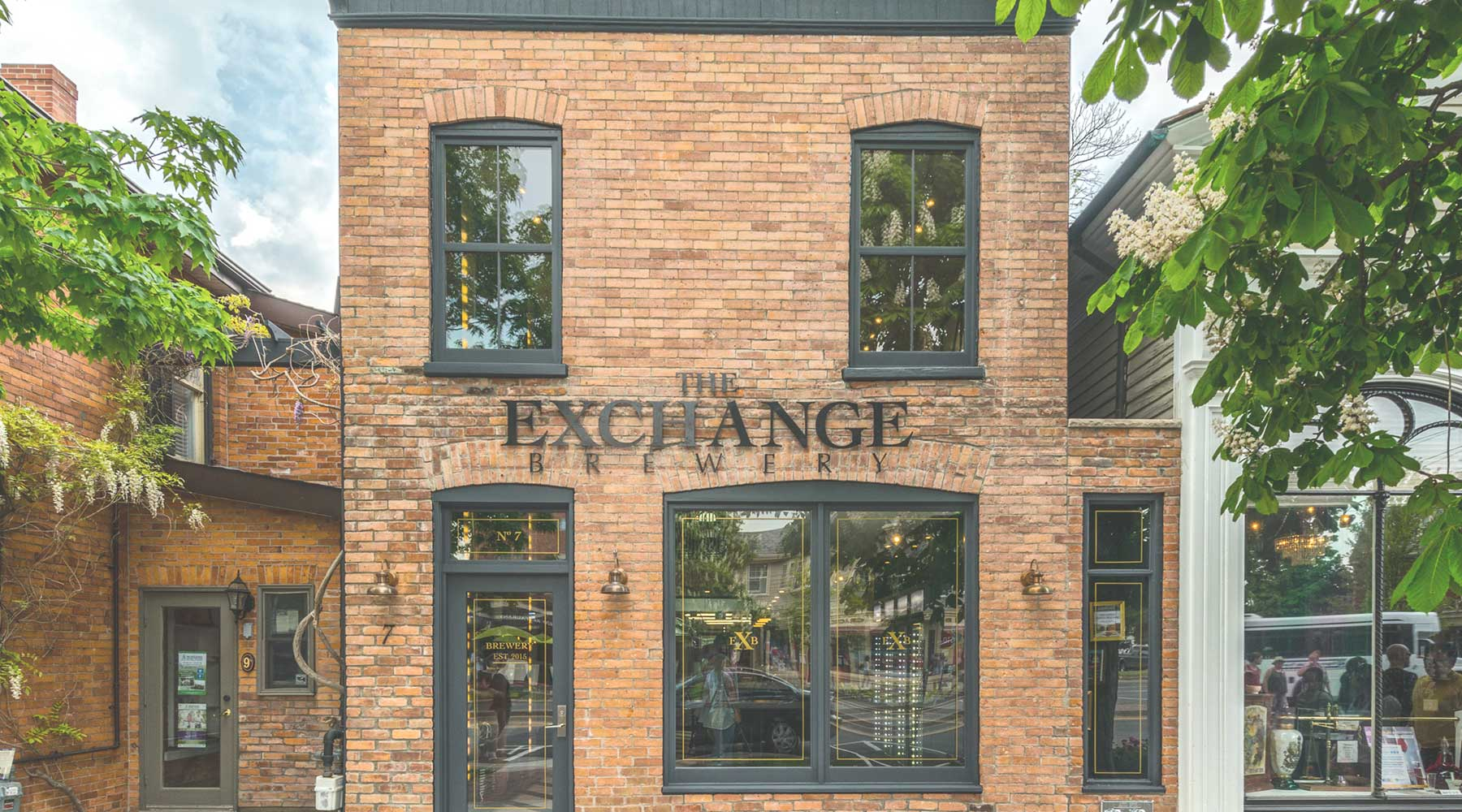 The Exchange Brewery | Just Wine