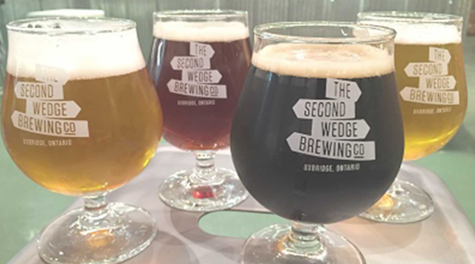 The Second Wedge Brewing Company | Just Wine