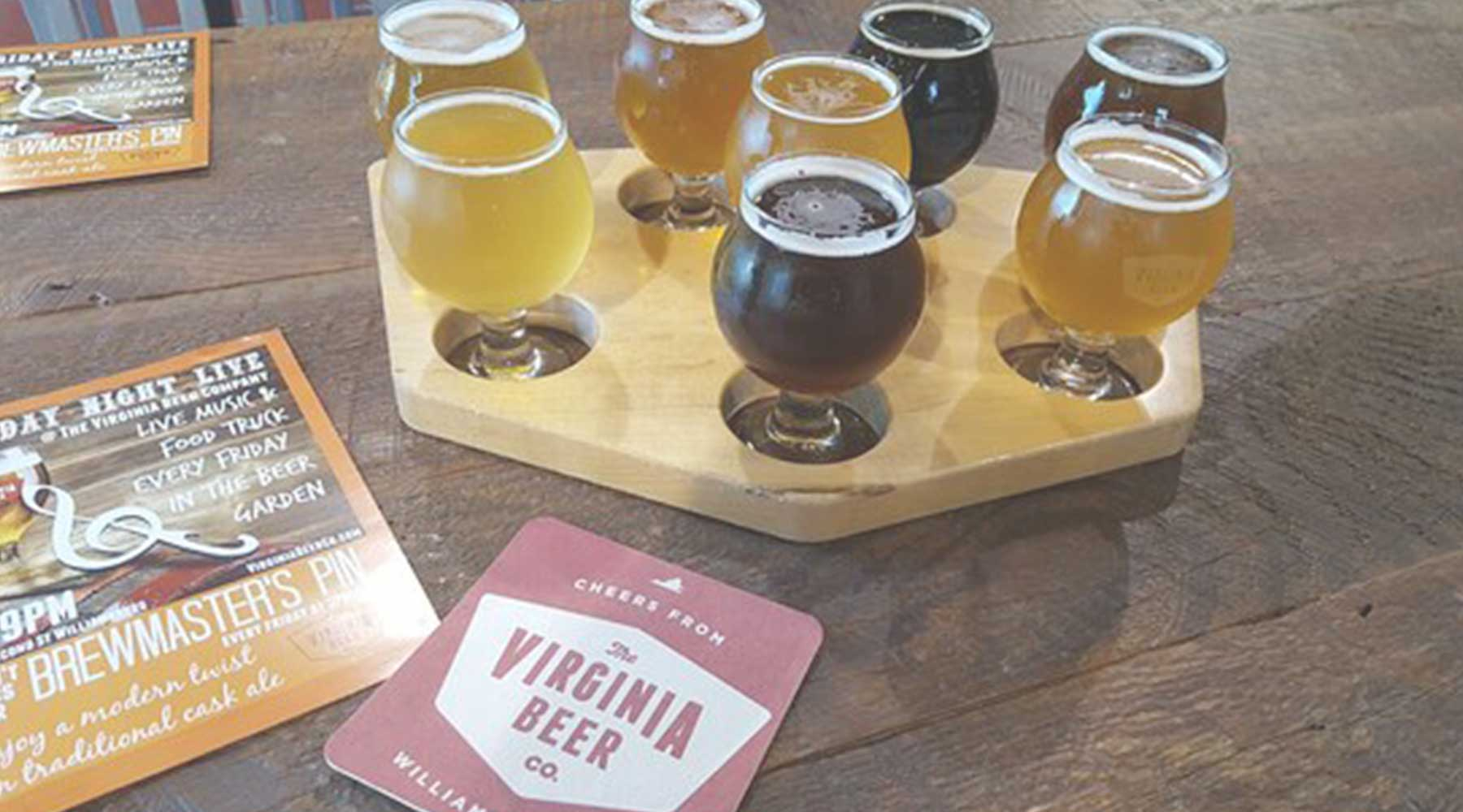 The Virginia Beer Company | Just Wine