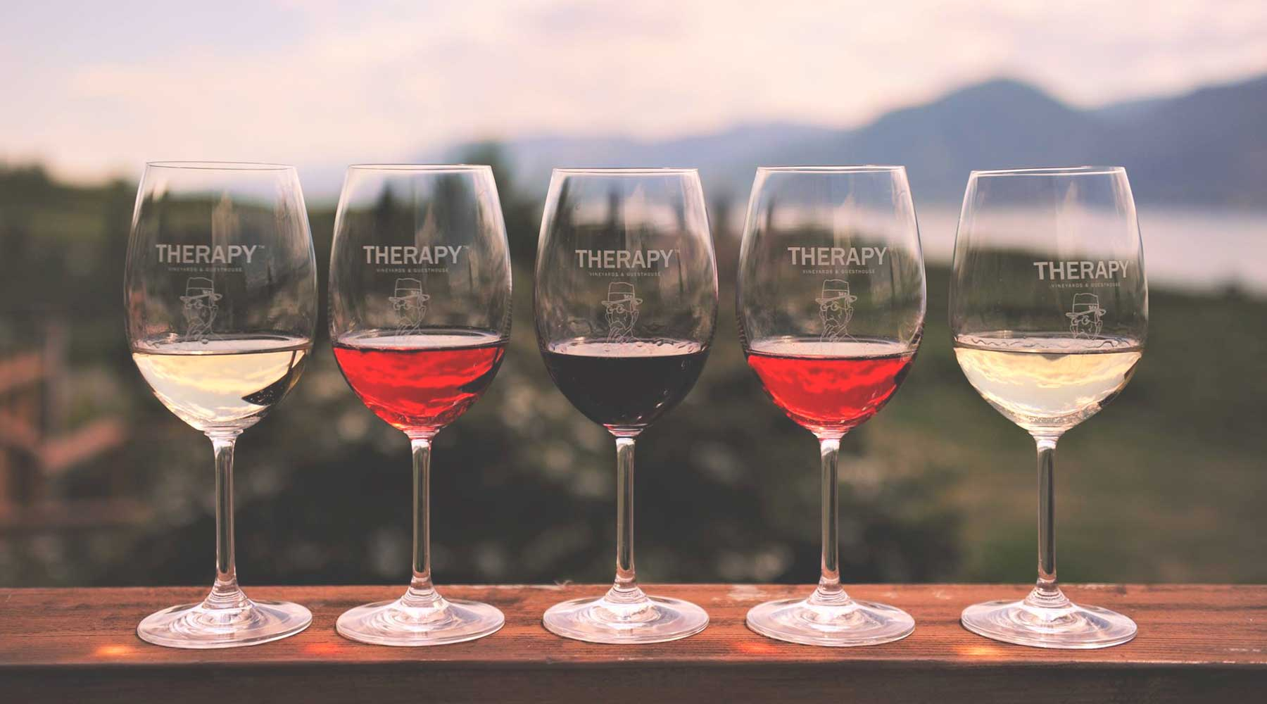 Therapy Vineyards | Just Wine