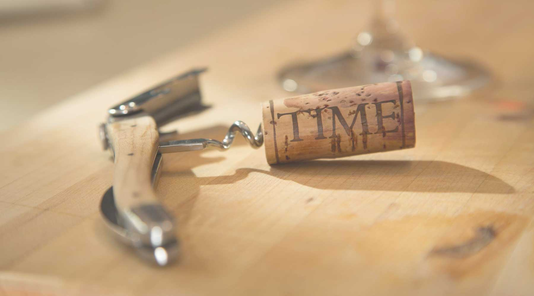 TIME Winery | Just Wine