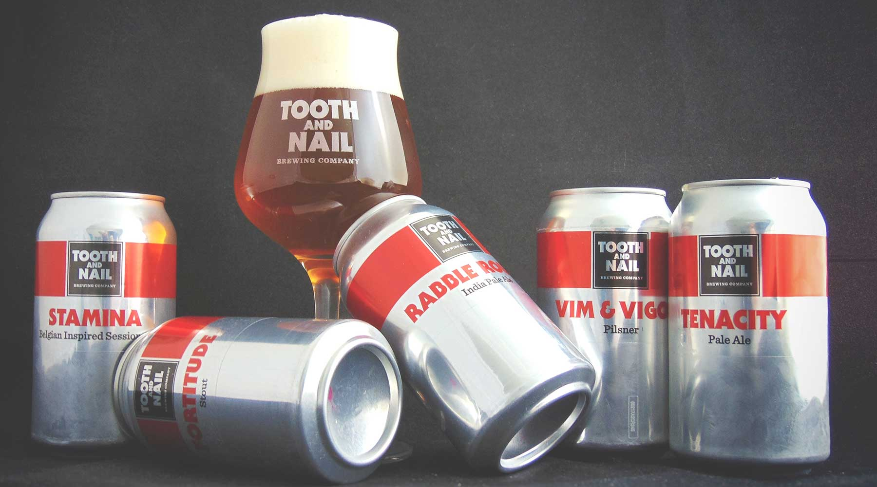 Tooth And Nail Brewing Company | Just Wine