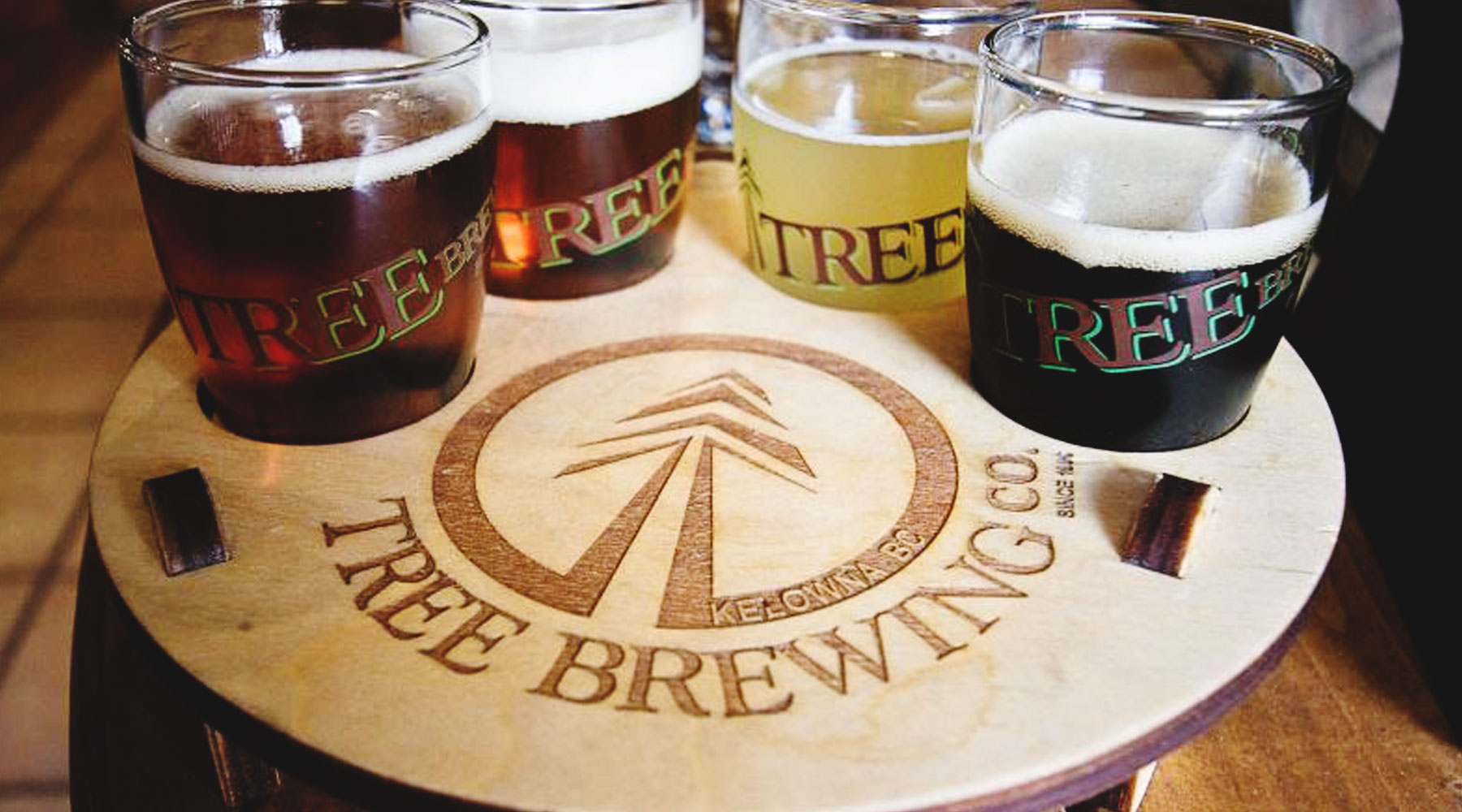Tree Brewing Company | Just Wine