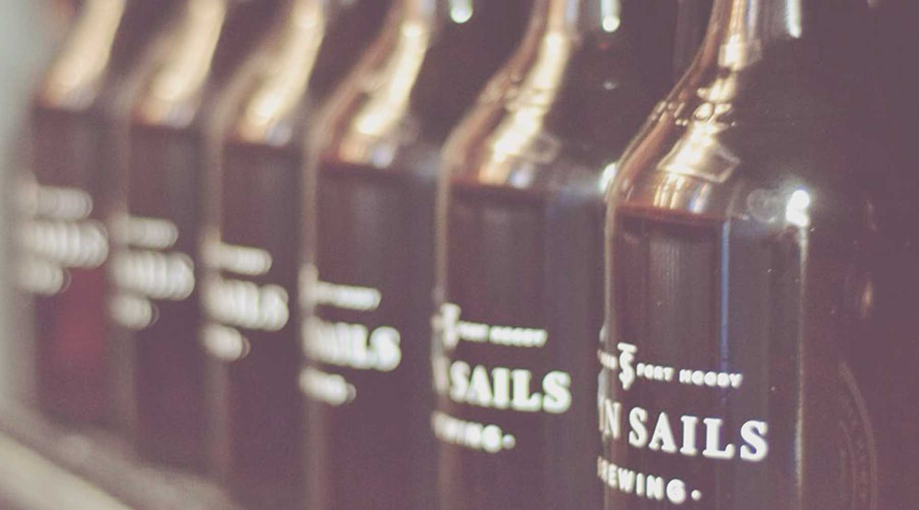 Twin Sails Brewing | Just Wine