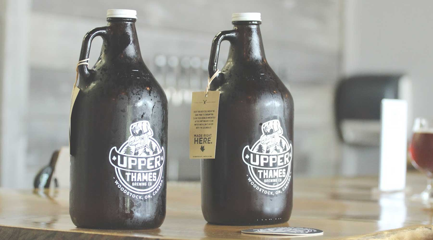 Upper Thames Brewing Company | Just Wine