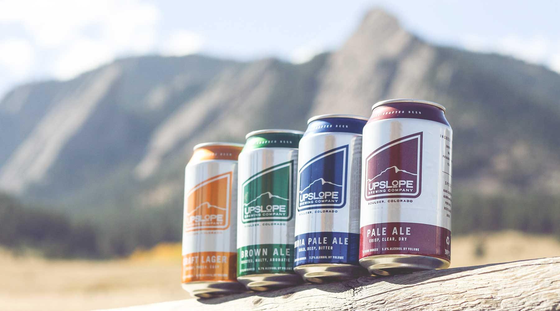 Upslope Brewing Company | Just Wine