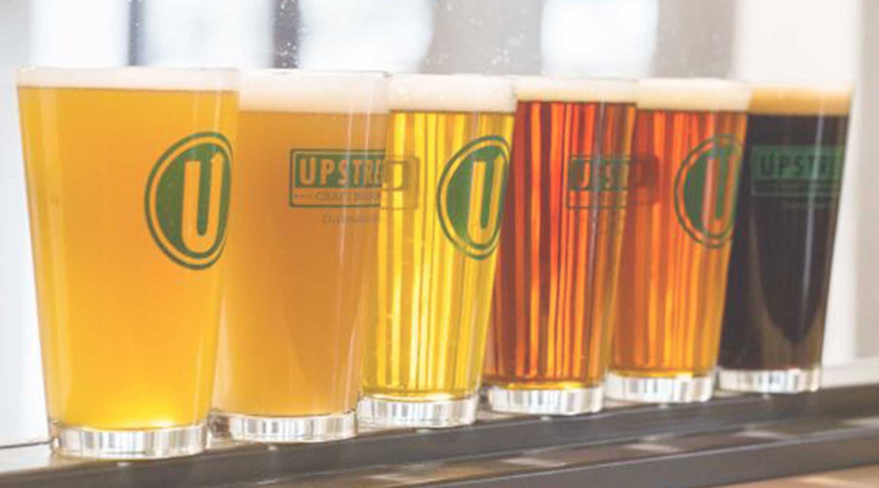 Upstreet Craft Brewing | Just Wine