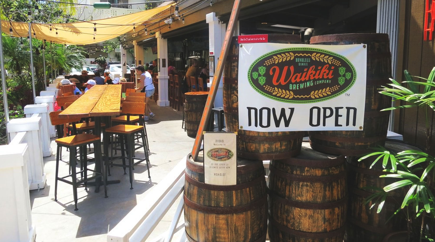 Waikiki Brewing Company | Just Wine