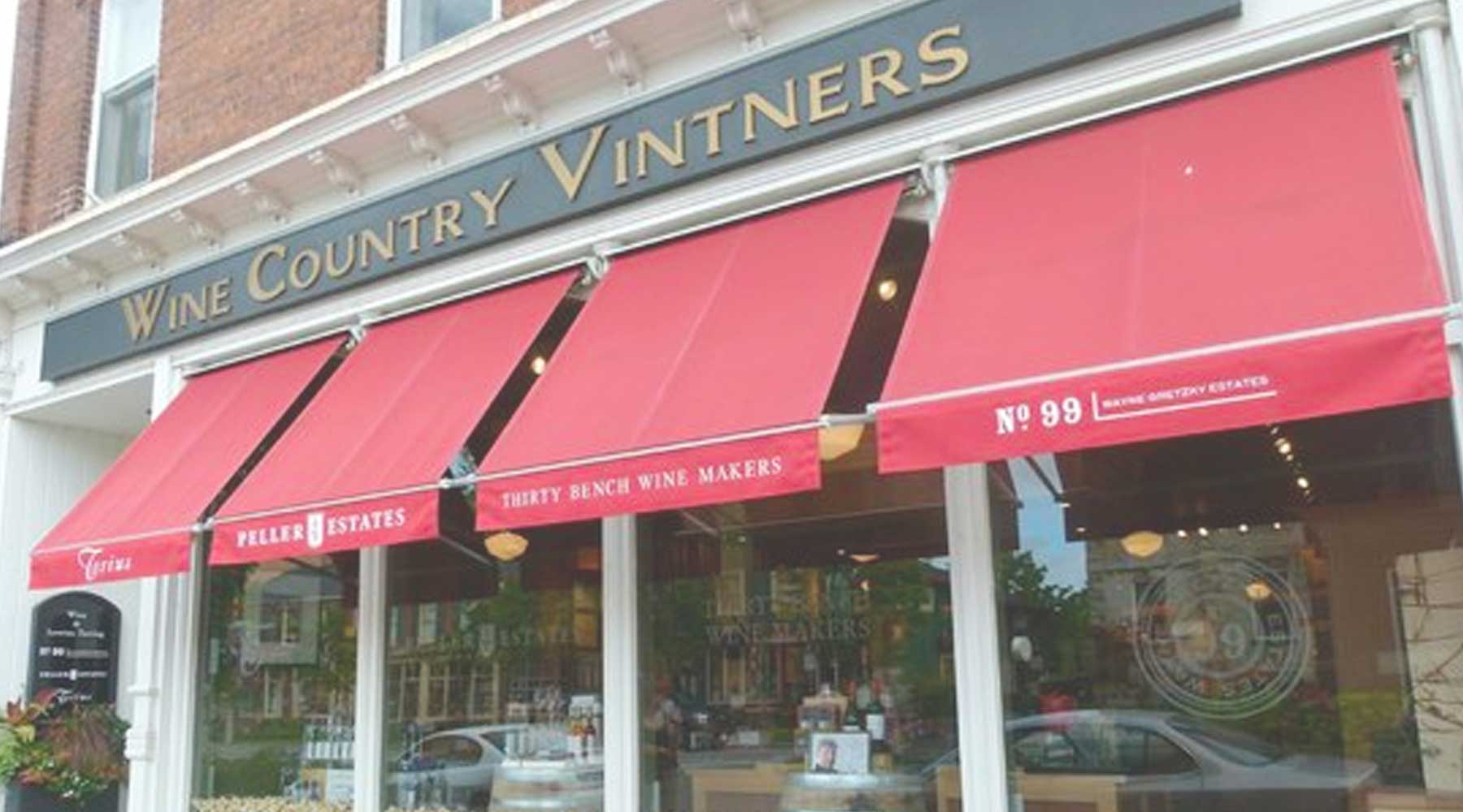 Wine Country Vintners | Just Wine