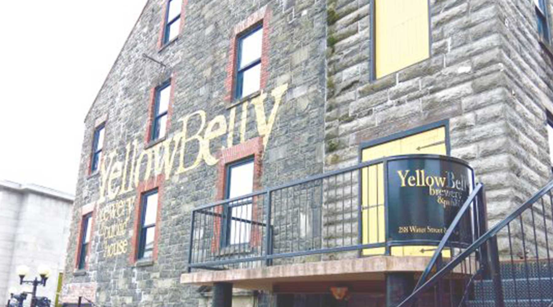 Yellowbelly Brewery & Public House | Just Wine