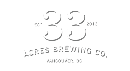 33 Acres Brewing Company | Just Wine