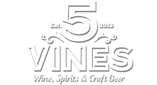 5 Vines Wine, Craft Beer and Spirits