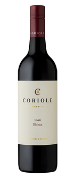 Coriole 2016 Estate Shiraz | Red Wine