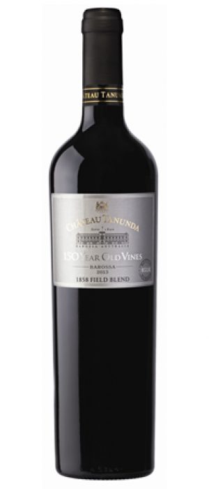 Chateau Tanunda 2015 '150 Year Old Vines' 1858 Field Blend Bottle