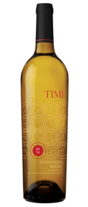TIME Winery 2016 Sauvignon Blanc Bottle