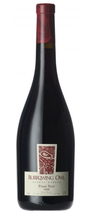 Burrowing Owl Estate Winery 2008 Pinot Noir | Red Wine